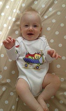 Detské oblečenie - Vitamínko - 6822871_