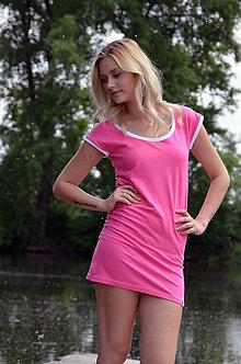Šaty - Letní šaty - vyberte si svou barvu!! - 6826953_