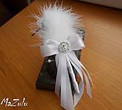 - svadobné pierko pre ženícha V. - 6823874_