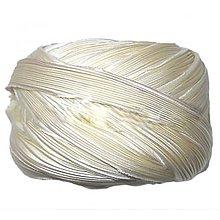 Galantéria - Hodvábna stuha SHIBORI Bridal Ivory, slonová kosť - 6823912_