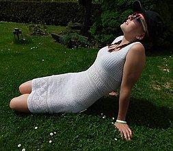 Šaty - letní šaty - 6826786_