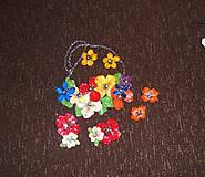 Sady šperkov - set flower - 6830275_