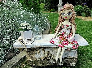 Bábiky - Bábika dievčatko Hannah - 6830393_