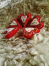 Dekorácie - Rozkvitnuté srdce - 6827575_