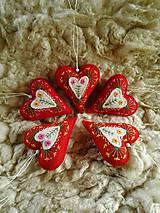 Dekorácie - Rozkvitnuté srdce - 6827582_