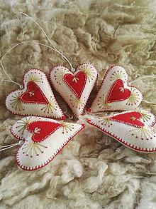 Dekorácie - Darujem Ti svoje srdce 3 - 6827594_