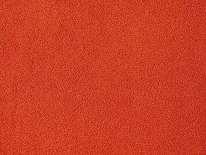 Textil - Super Suede (Alcantara), Západ slnka, 22x33cm - 6830494_