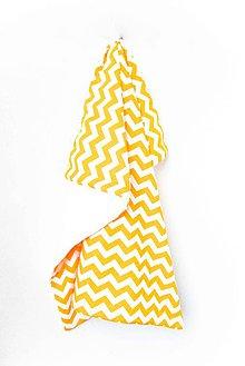 Textil - _BUVI... CiK CaK v pomaranči... deka pre najmenších ♥ - 6832969_