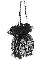 Kabelky - Pompadúrka čipková , kabelka pre nevestu  10p - 6832495_