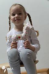 Hračky - koník Kvetka - 6833312_