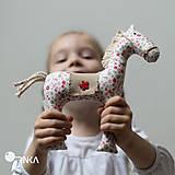 Hračky - koník Kvetka - 6833321_