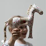 Hračky - koník Kvetka - 6833322_
