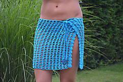 Sukne - Oblečko na plavky - 6833325_