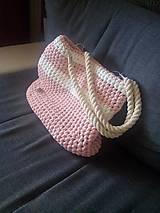Kabelky - Háčkovaná taška - kabelka - 6831102_