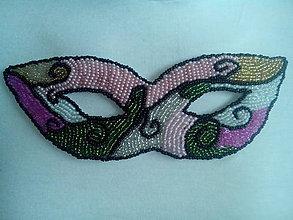 Iné šperky - farebný karneval - 6835253_