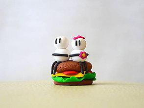 Drobnosti - Hamburger je NAJ! - 6835442_