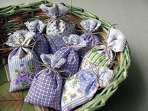 Darčeky pre svadobčanov - Svadobné vrecúška - 6835816_