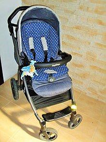 Textil - Podložka do kočíka Peg Pérego - 6834111_