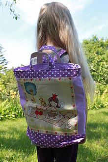 Detské tašky - Ruksak Líza - 6833744_
