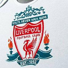 Oblečenie - Maľované logo Futbal Liverpool - 6834091_