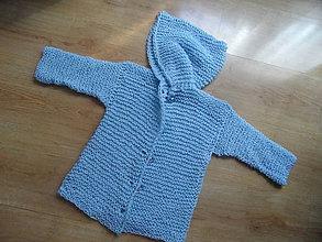 Detské oblečenie - elastický detský svetrík - 6834705_
