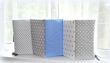 Úžitkový textil - Jednoduchý mantinel bez aplikácií na stenu 50x200cm - 6839306_