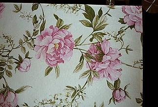 Úžitkový textil - Štóla Rose Ag digi - 6837189_