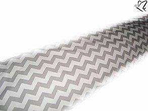 Úžitkový textil - _HAJA WHiTe (biely)... 170 cm - 6840383_