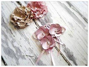 Pierka - Svadobné pierko-staroružový deň - 6842166_