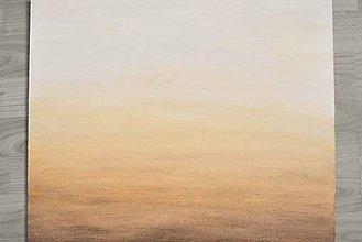 Obrazy - ticho... nad púšťou - 6842832_