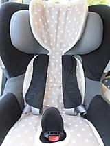 Textil - Poťah pre autosedačky Römer celoročný - 6842955_