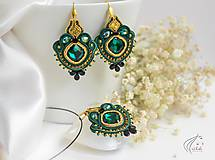 Sady šperkov - Marrakesh - šujtášová sada - 6840502_