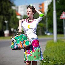 Šaty - Origo šaty dedina - luka - 6842793_