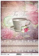 Papier - Ryžový papier ITD 893 - 6841293_