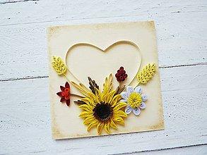 Papiernictvo - svadobná pohľadnica - 6842811_