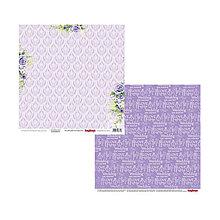 Papier - Papier obojstranný 30,5x30,5cm Happily ever after - Wedding day - 6844979_