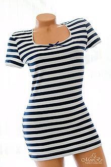 Tričká - Dámske tričko kratky rukáv - 6843521_