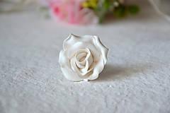 Prstene - Tri ruže, prstene - 6845314_