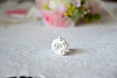 Prstene - Tri ruže, prstene - 6845315_