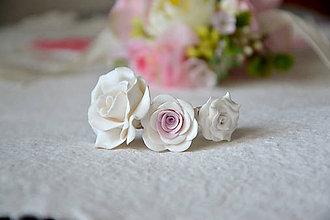 Prstene - Tri ruže, prstene - 6845301_