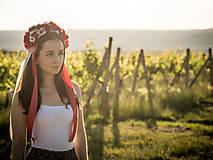Ozdoby do vlasov - Parta *Redový tanec* - 6846835_