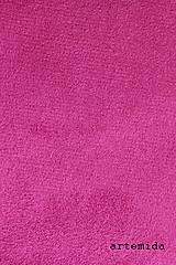 Textil - supersuede ružová / fuchsiová - 6849217_