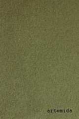 Textil - supersuede zelená /trávová - 6849270_