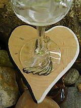 vintage svadba/podložka pod svadobné poháre