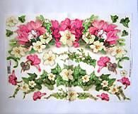 Papier - Ryžový papier 49x33 cm- Stamperia brečtan - 6847353_