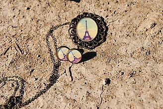 Náhrdelníky - Paríž náhrdelník - 6849363_