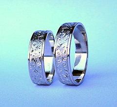 Prstene - čipkované 2 - 6848366_
