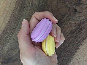 Drobnosti - Macarons balzam na pery - 6850567_
