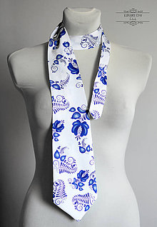 Doplnky - kravata FOLK - 6851557_