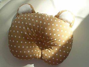 Textil - Anatomické vankúšiky pre bábätká - 6850489_